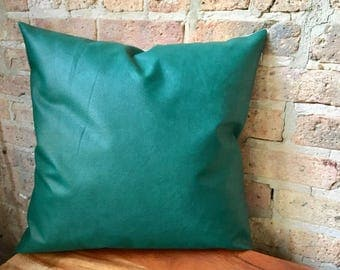 faux leather pillows outdoor pillows patio pillows vinyl pillows fall outdoor pillows