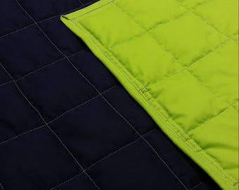 "42X60"" Medium Custom Weighted Blanket"