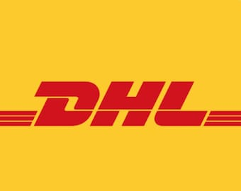 DHL express delivered within 5-7days