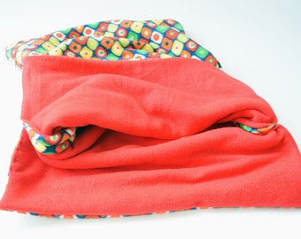 Cat snuggle sack, cat sleeping bag, cat burrow bag, pet burrow bed, cat snuggle bag, pet snuggle bag, cat cuddle bag, cat fleece bed