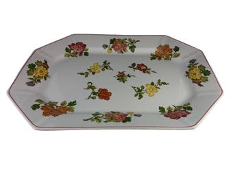 Kimono Platter from the Georgetown collection by Wedgewood