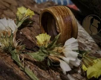 Kubera wood rings
