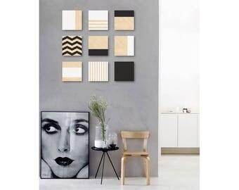 Geometric Print, Geometric Decor, Wall Decor, Nordic decor, Scandinavian Art, Home Decor,Nordic Style, Geometric Shape