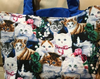 Cats Purse/Tote