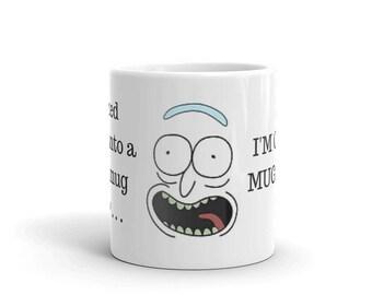 Rick and Morty Coffee Mug