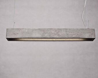 BETONÓWA pendant concrete lamp