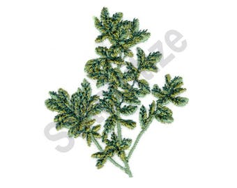 Thyme - Machine Embroidery Design, Plant
