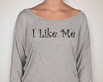 The I Like Me Tee