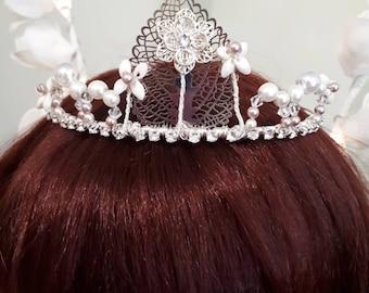 Tiara, wedding tiara, prom tiara