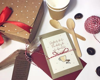 "Gift box ""Hot Chocolat"""