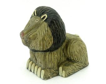 Ceramic Lion Bank