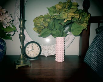 Accent Vase Pink Shabby Chic