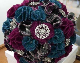 Charlotte Bridesmaid Bouquet L