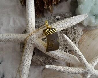 Brown Sea Glass TSIN