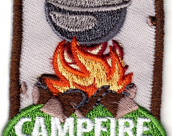 Campfire Cooking Patch