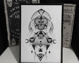 Geometric Occult