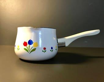 Tulip Tyme Sauce Pot