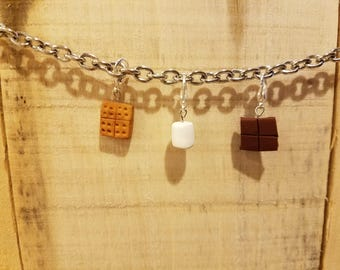 S'Mores Charms