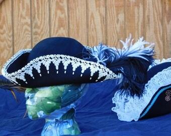 Black Pearl Pirate hat