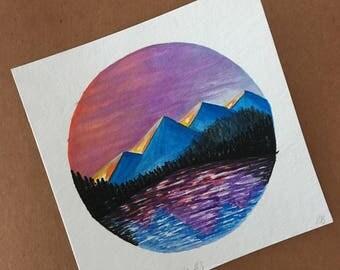 Original* Rocky Mountain Suite #3
