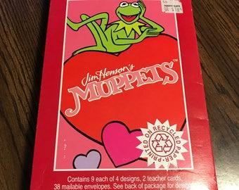 Jim Henson Muppets Valentines