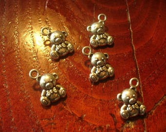 charm Tibetan silver charm