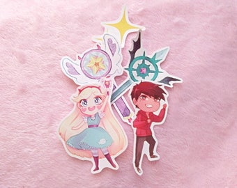 Star vs the Forces of Evil Sticker Pack
