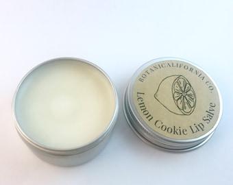 Lemon Cookie Lip Salve (1 oz.), Lip Balm, Natural Lip Salve, Natural Lip Products, Lemon, Natural Beauty Products, Lip Balms, Flavored Lip B
