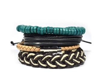 4 Pack Lush Bracelet Set