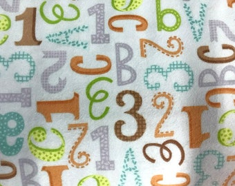 Wilmington Prints, Jungle Jubliee, Flannel Fabric