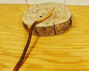 Fierce Wooden Magic Wand