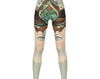 Nature Mind - Yoga leggings