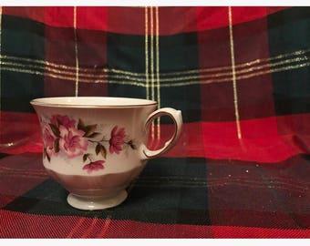 Queen Anne Teacup Fine Bone China