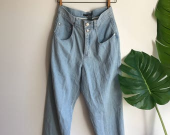 Vintage Lizwear Mom Jeans 90's Highwaisted Jeans Size 6
