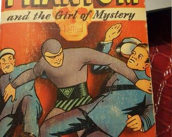 phantom and the girl of mystery better little books 1947 golden age comics king