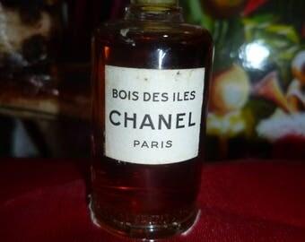 Wood Islands sample 6cmx2cm CHANEL perfume
