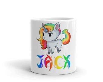 Jack Unicorn Mug