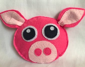 Tooth pillow - pig