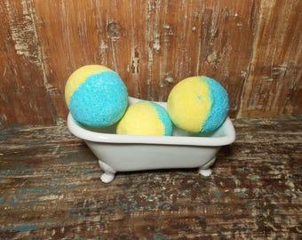 Premium Forest Fairies Bath Bomb, Luxury, Handmade, Organic, Natural, Bath Bombs, Bath Fizzies, Spa, Relaxation, Bath Salts