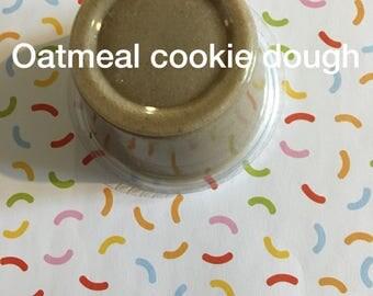 Oatmeal Cookie Dough Slime