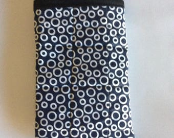 Cell Phone Case Quilted
