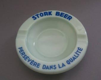 STORK - Morocco beer advertising ashtray