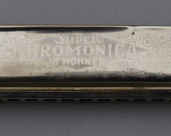 harmonica hohmer