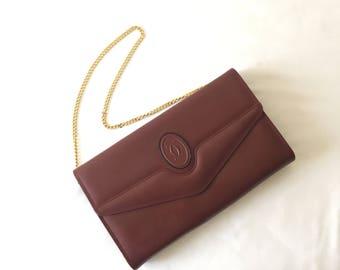 RESERVED *do not purchase* Vintage Les must de Cartier Clutch&Shoulder Bag