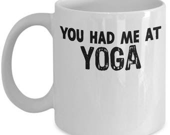 Funny Yoga Mug For Wellbeing Students Gifts Coffee Mug / Tea Cup - High Quality Ceramic, Gift Idea for Mom, Aunt, Son, Daughter,