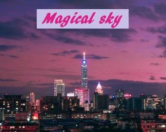 Lightroom Presets - Magical Sky ! BEST Preset Pack For Sunset Photography
