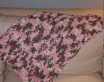 Cozy Fleece Baby Blanket
