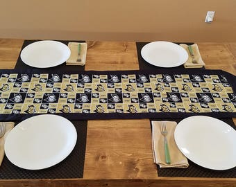 UCF Knights Table Runner