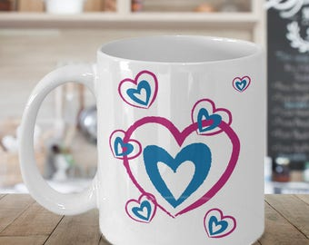 Valentine's Day Mug | I Love You Personalized Photo Mug