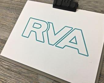 RVA Greeting Card